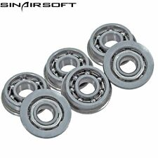 8mm Stainless Steel High Precision Ball Bearing Kit for Airsoft AEG Gearbox