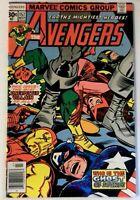 Avengers #157 Marvel 1977 VF- Bronze Age Comic Book 1st Print