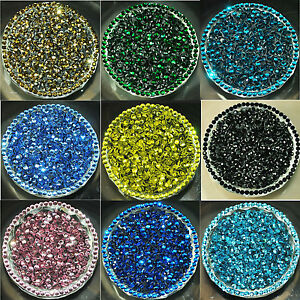 Good Quality Crystal Rhinestones Charming Flatback DMC Iron Hotfix Beads