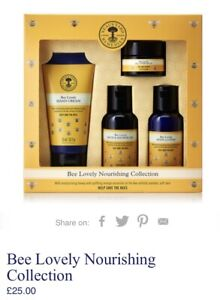 Neals Yard Bee Lovely Gift Set RRP £25
