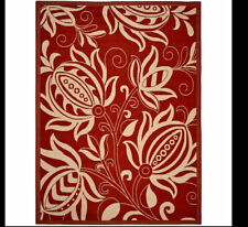 "OUTDOOR RUG Safavieh Courtyard Andros Red 4x5'7"" CY2961 3707 MIRABELLA"