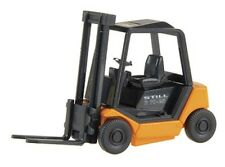 Wiking  # 663 01. Still R 70-25 Forklift - Assembled. HO 1:87