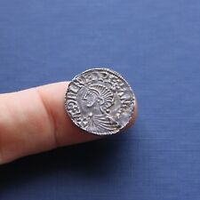 More details for hammered silver saxon / viking coin aethelred 2nd penny c 978 ad