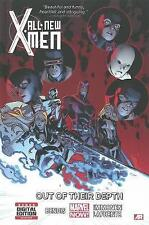 All New X-Men Volume 3: Out of their Depth (Marvel Now) Stuart Immonen, Brian M
