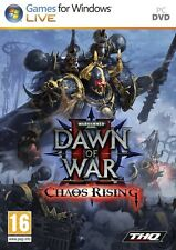Dawn of War II: Chaos Rising (PC DVD) NEW & Sealed - Despatched from UK