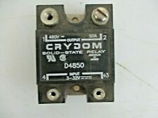 CRYDOM SOLID STATE RELAY D4850
