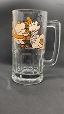 New ListingVintage - 1981 Ziggy Elbow Bender Contender 32 oz. Large Beer Glass Stein Mug