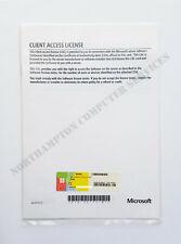 Microsoft SQL Server 2014 / 2012 5 User CALs DELL ROK 05YW4J License Pack - VAT