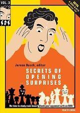 SOS - Volume 3. By Jeroen Bosch. NEW CHESS BOOK