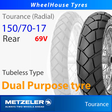 150/70R17 (69V) Metzeler Tourance Tubeless - Rear Tyre (Radial)