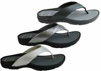 Brand New Scholl Orthaheel Treasure Womens Comfort Supportive Thongs Flip Flops