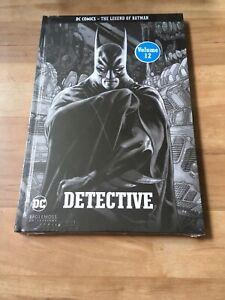 DC GRAPHIC NOVEL COLLECTION  LEGEND OF BATMAN VOLUME 12 DETECTIVE