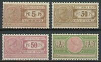 Germany 1900-18 Lading revenue Fracht Freight Rail Road or Ship local MNH