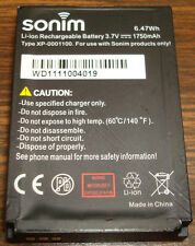 Genuine OEM SONIM XP-0001100 XP3300 XP3400 Armor Force Replacement Battery