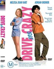DRIVE ME CRAZY DVD=MELISSA JOAN HART=REGION 4 AUSTRALIAN RELEASE=NEW AND SEALED