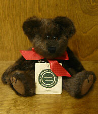 """Boyds Plush #57051 SUTTON, 8"""" Jointed Archive bear, NEWTag From Retail Store"""