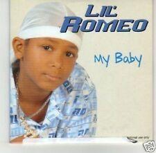 (I453) Lil' Romeo, My Baby - DJ CD