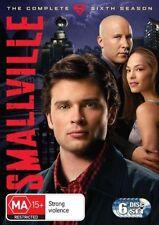 Smallville : Season 6 (DVD, 2008, 6-Disc Set) (REF TS BOX 1)