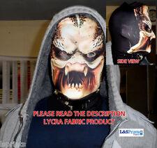 extraterrestre modèle Déguisement Halloween Complet MASQUE Tissu Lycra L&S