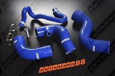 Fit Audi A4 Passat B5 1.8T Silicone Intercooler Hose Pipe Boost Kit BOV Turbo