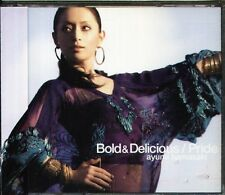 Ayumi Hamasaki - Bold & Delicious / Pride - Japan CD+DVD - J-POP OBI