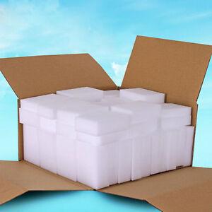 100Pcs Magic Sponge Eraser Melamine Foam Stain Dirt Mark Remover Cleaning Block