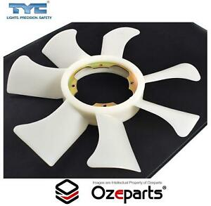 Radiator Thermo Cooling Fan Blades (Round) For Nissan Patrol Y60 GQ 1988~1999