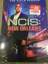 NCIS New Orleans Season 6 DVD Brand New And Sealed