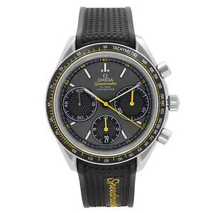 Omega Speedmaster Racing Co-Axial Steel Grey Dial Mens Watch 326.32.40.50.06.001