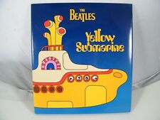 THE BEATLES YELLOW SUBMARINE HARDCOVER BOOK CANDLEWICK PRESS 2004 1ST US EDITION