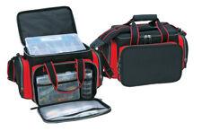 Behr TRENDEX BAGGY 4 Angeltasche mit 5 Zubehörboxen, Systemtasche, Zubehörtasche