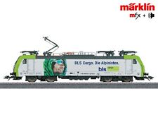 Märklin 36624 E-Lok re 486 BLS Cargo AG (MFX + Sound) + + novità 2016