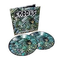 EXODUS - ANOTHER LESSON IN VIOLENCE-LIVE (LTD PICTURE)  2 VINYL LP NEU