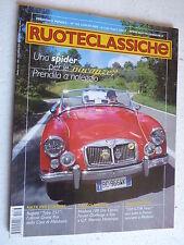 RUOTECLASSICHE Ruote Classiche N°163 - Luglio 2002 Spider