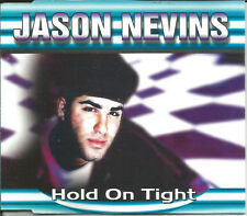 JASON NEVINS w/ MARTHA WASH Hold On Tight 5TRX w/ 4 MIXES &EDIT CD Single SEALED