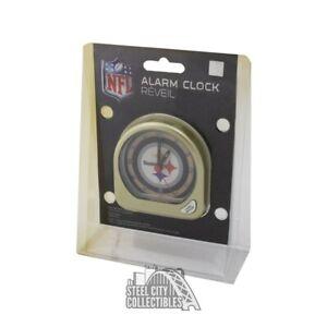 Pittsburgh Steelers NFL Travel Alarm Clock