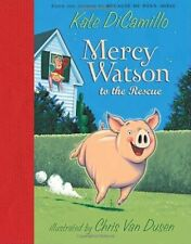 Complete Set Series - Lot of 6 Mercy Watson books by Kate DiCamillo Kids Pig