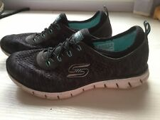 Sketchers Womens Trainers Air Cool Memory Foam Size 3.5/4