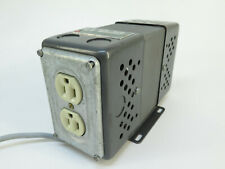 Sola Electric Cvs 1 23 22 112 2 Constant Voltage Transformer