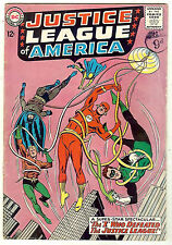 Justice League of America #27 (1964 fn+ 6.5) guide value: $53.00 (£35.00)