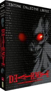 ★ Death Note ★ Intégrale - Édition Collector Limitée A4 [Blu-ray]