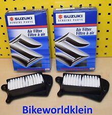 Original Suzuki Luftfilter VZR 1800 06 -18 M 1800 Intruder R N 2 Stück