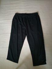 T Party Yoga Pantaloni Nero Boho Trim intorno a ciascuna gamba