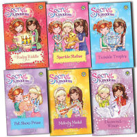 Secret Kingdom Series 5 By Rosie Bank 6 Books Collection - Ruby Riddle,Diamond