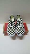 Vans Authentic Golden Coast Checkerboard size 7.5 100% AUTHENTIC