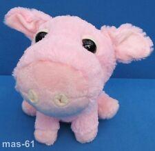BIG HEADZ SCHWEIN FRITZI STOFFTIER KNUFFLINGE ROSA PIG