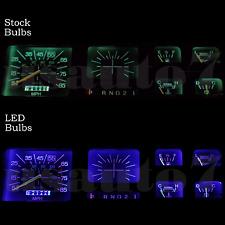Dash Instrument Cluster Gauge BLUE LED LIGHTS KIT Fits 80-86 Ford F100 F150 F250