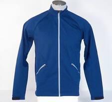 Adidas Golf ClimaWarm Soft Shell Jacket Navy Blue Mens Small S NWT