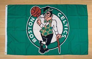Boston Celtics 3x5 ft Flag NBA