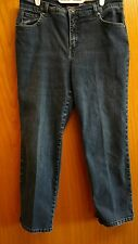 Gloria Vanderbilt jeans size 12 short dark blue